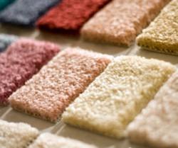 Чистка синтетических ковров